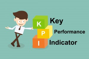 key performance indicator (kpi) concept